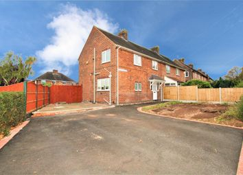 Thumbnail 3 bed semi-detached house for sale in Philip Avenue, Nuthall, Nottingham