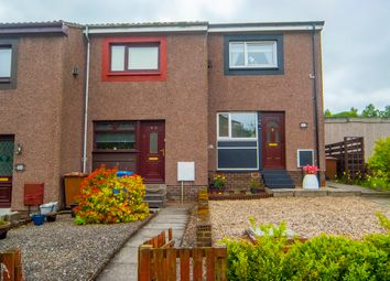 Thumbnail 2 bed end terrace house for sale in Rowan Crescent, Falkirk