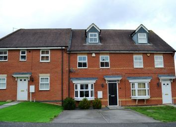 Thumbnail 3 bed terraced house for sale in Romulus Close, Wootton, Norhtampton