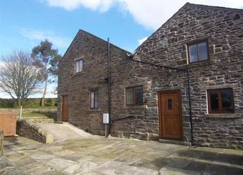 Thumbnail 2 bed barn conversion to rent in Off Ovenhill Road, Birch Vale, High Peak