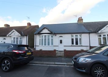 Thumbnail 2 bed semi-detached bungalow for sale in Watling Avenue, Chatham, Kent.