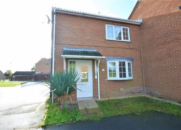 Thumbnail 2 bed semi-detached house to rent in St Johns Mews, Selby