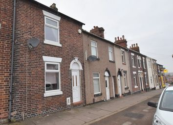 Thumbnail 2 bedroom terraced house for sale in Whieldon Road, Fenton, Stoke On Trent