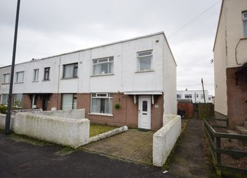 Thumbnail 3 bed end terrace house for sale in Kings Road, Newtownabbey