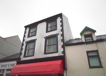 Thumbnail 2 bed flat to rent in 62, Pool Street, Caernarfon