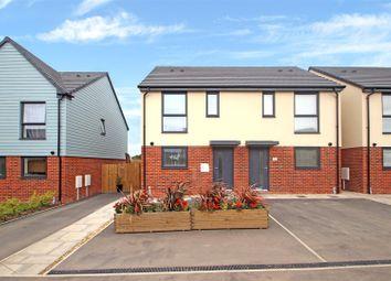 Thumbnail 2 bed semi-detached house for sale in Bucknall Grange, Bucknall, Stoke-On-Trent
