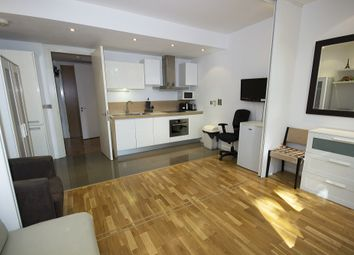 Thumbnail Studio to rent in Woods House, Gatliff Road, London