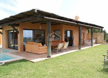 Thumbnail 4 bed villa for sale in Binisafua Rotters, San Luis, Balearic Islands, Spain