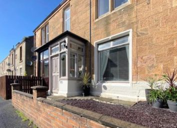 Thumbnail 1 bed flat for sale in Roxburgh Street, Grangemouth