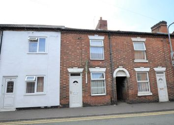 Thumbnail 3 bed terraced house for sale in James Street, Burton-On-Trent
