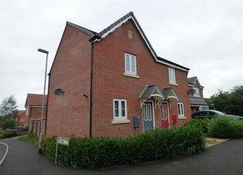 Thumbnail 2 bed semi-detached house for sale in Parkland View, Huthwaite, Sutton-In-Ashfield, Nottinghamshire