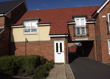 Thumbnail 2 bed flat for sale in Hindmarsh Drive, Ashington