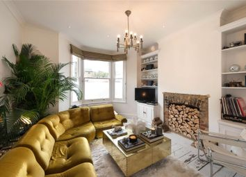 Thumbnail 2 bed flat for sale in Warriner Gardens, London