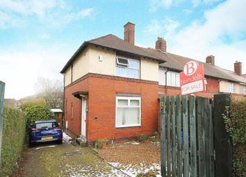 Thumbnail 2 bedroom end terrace house for sale in Dagnam Crescent, Sheffield, South Yorkshire