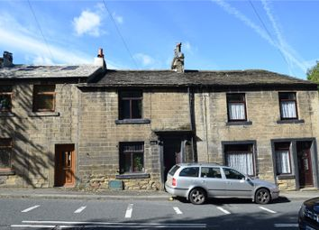 Thumbnail 2 bed terraced house for sale in Hermit Hole, Halifax Road, Keighley, West Yorkshire