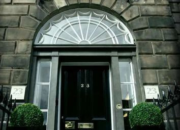 Thumbnail Serviced office to let in 23 Melville Street, Edinburgh