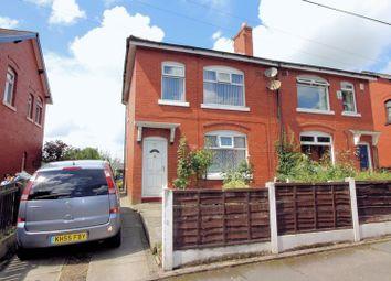 Thumbnail 3 bed semi-detached house for sale in Hazel Avenue, Bury
