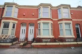 Thumbnail 4 bed property to rent in Empress Road, Kensington, Liverpool