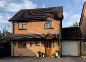 Thumbnail 4 bed detached house for sale in The Post Paddocks, Woolaston, Lydney