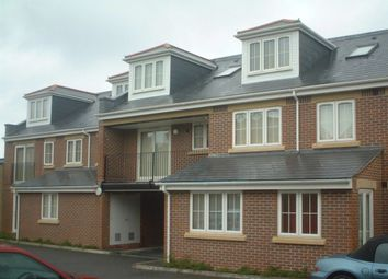 Thumbnail 2 bed flat to rent in Exmouth Road, Southsea