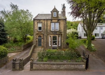 Thumbnail 5 bed detached house for sale in Manchester Road, Linthwaite, Huddersfield