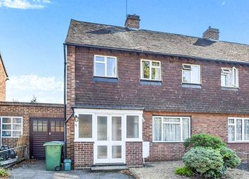 Thumbnail 3 bed semi-detached house for sale in Windmill Close, Long Ditton, Surbiton