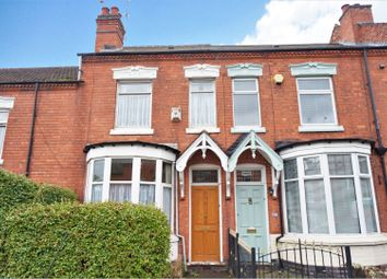 Thumbnail 3 bedroom terraced house for sale in Newman Road, Birmingham