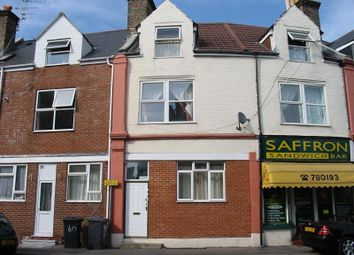 Thumbnail 3 bed flat to rent in St. Swithuns Road, Bournemouth
