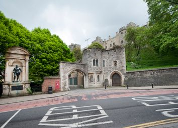 Thumbnail 3 bed flat to rent in High Street, Windsor