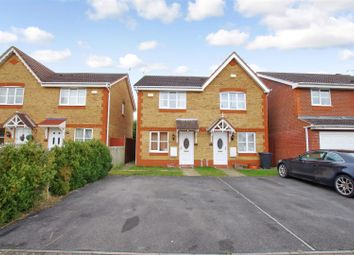Thumbnail 2 bedroom semi-detached house to rent in Thetford Way, Taw Hill, Swindon