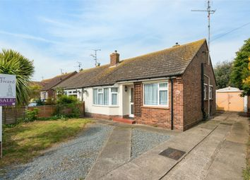Thumbnail 2 bed semi-detached bungalow for sale in Coulter Road, Greenhill, Herne Bay, Kent