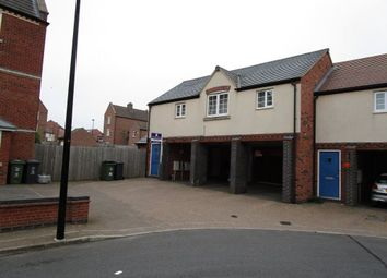 Thumbnail 1 bed flat to rent in Nine Riggs Square, Birstall, Leicester