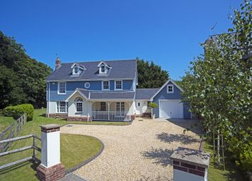 Thumbnail 4 bed detached house for sale in The Grove, Bembridge, Isle Of Wight