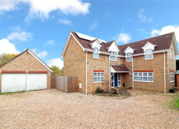 Thumbnail 4 bed detached house for sale in Bishops Court, Abbots Langley