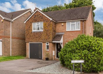 Thumbnail 4 bed detached house for sale in Pangdene Close, Burgess Hill