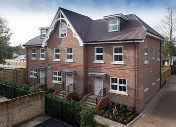 Thumbnail 3 bed terraced house for sale in Camlet Place, Lower Cookham Road, Maidenhead