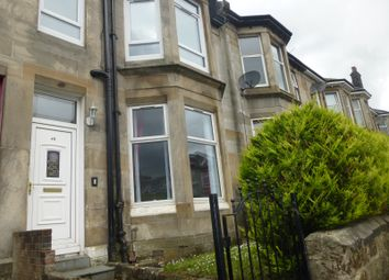 Thumbnail 1 bed flat for sale in Corsewall Street, Blairhill, Coatbridge
