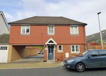 Oswald Drive, Medway Gate, Rochester ME2. 2 bed detached house