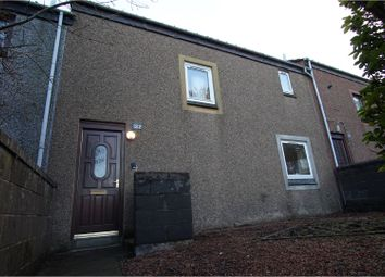 Thumbnail 3 bed terraced house for sale in Oldany Road, Glenrothes