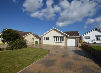 Thumbnail 3 bed detached bungalow for sale in Hazel Grove, Plymouth, Devon