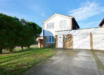 3 bed link-detached house for sale in Lyn Road, Worthing, West Sussex BN13