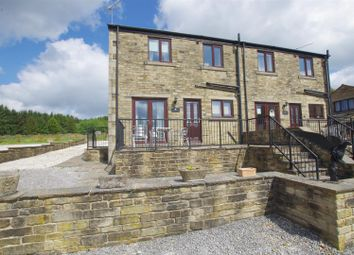Thumbnail 2 bed property to rent in Causeway Foot, Halifax