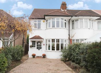 Thumbnail 4 bed semi-detached house for sale in Cannon Lane, Pinner