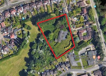 Thumbnail Land for sale in Harborough Road, Kingsthorpe, Northampton