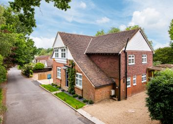 Thumbnail 4 bed detached house for sale in Sandhill Lane, Crawley Down, Crawley