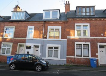 Thumbnail 5 bed terraced house for sale in Chaucer Street, Mansfield