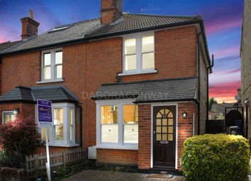 Thumbnail 3 bed end terrace house to rent in Woburn Avenue, Theydon Bois