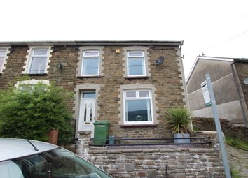 Thumbnail 3 bed end terrace house for sale in Llanwonno Road (I1), Mountain Ash