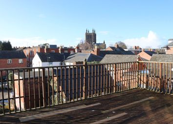 1 bed flat to rent in St Owens Street, Hereford, Herefordshire HR1