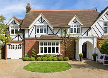 Thumbnail 4 bed semi-detached house for sale in Lambs Green, Rusper, Horsham, West Sussex